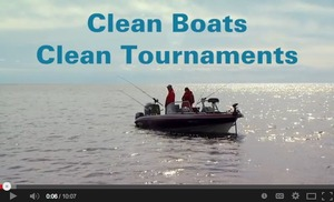 Clean Boats Clean Tournaments Video Capture