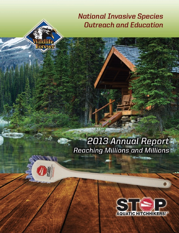 Final Report 2013 Cover Image